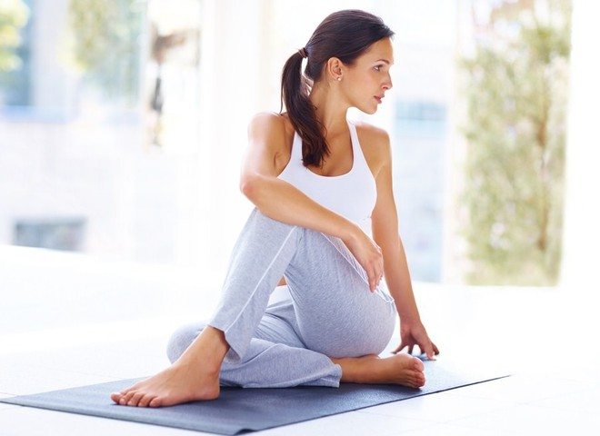 бодифлекс поможет избавиться от боли в спине