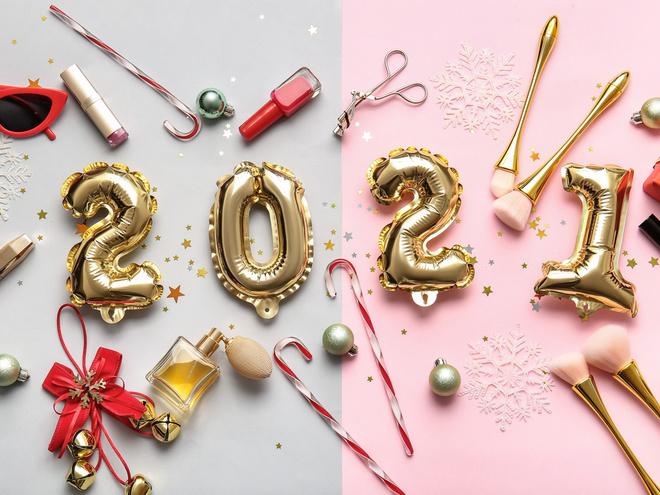 Открытки с Новым годом 2021