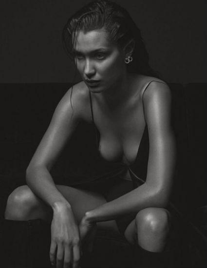 Белла хадид фото голая