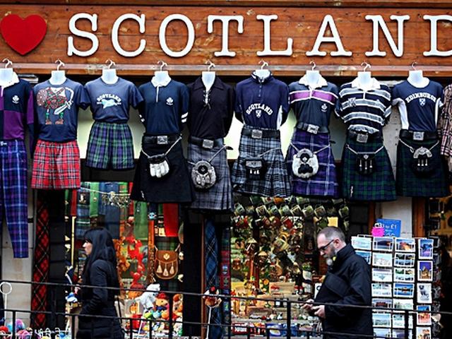 Из шотландии в подарок 22
