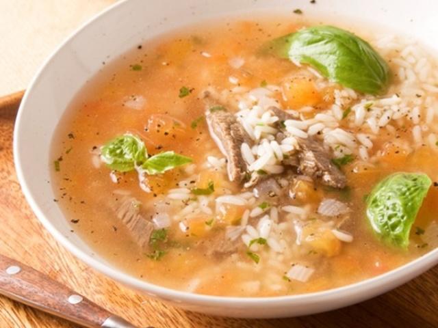Самый вкусный суп из баранины рецепт
