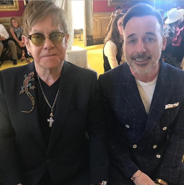 Знаменитости на круизном показе Gucci 2018