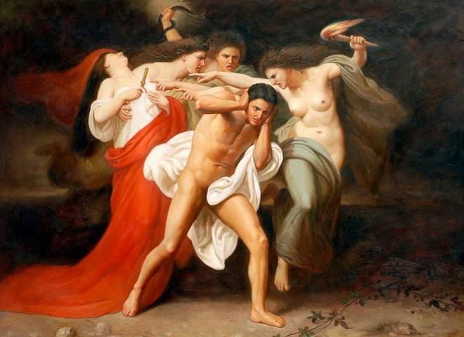 """Тест: Кто ты из персонажей """"Орестеи"""" Эсхила и греческой мифологии?"""