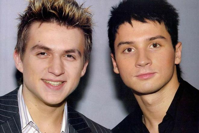 Сергій Лазарєв і Влад Топалов