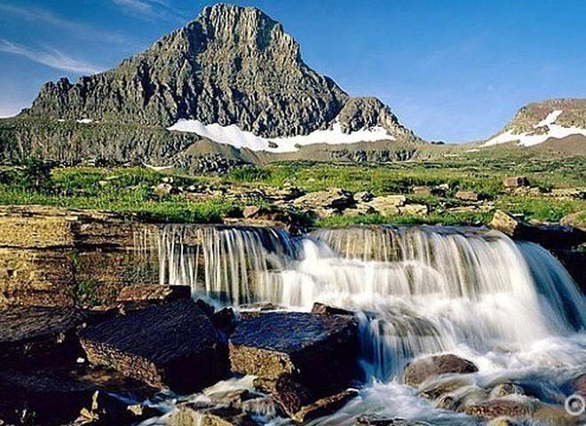 Национальный парк Глейшер (США)