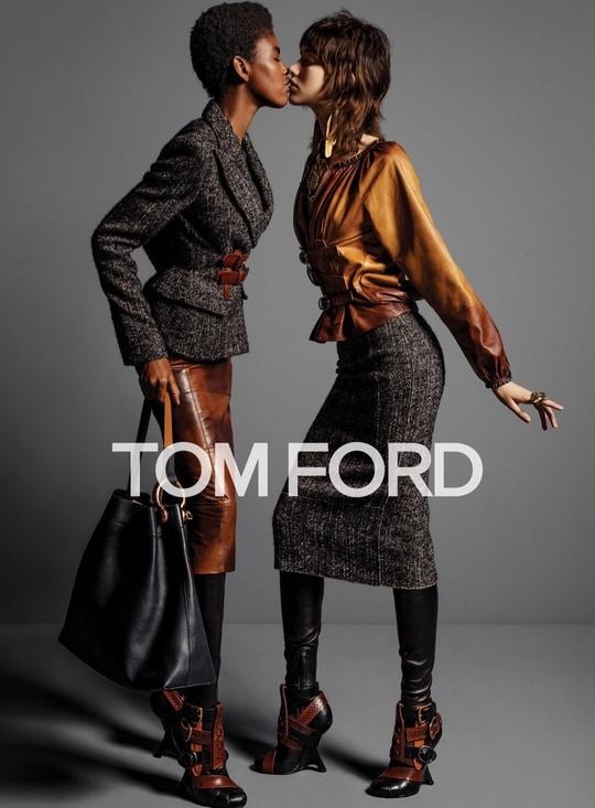Кампейн Tom Ford осінь-зима 2016/2017