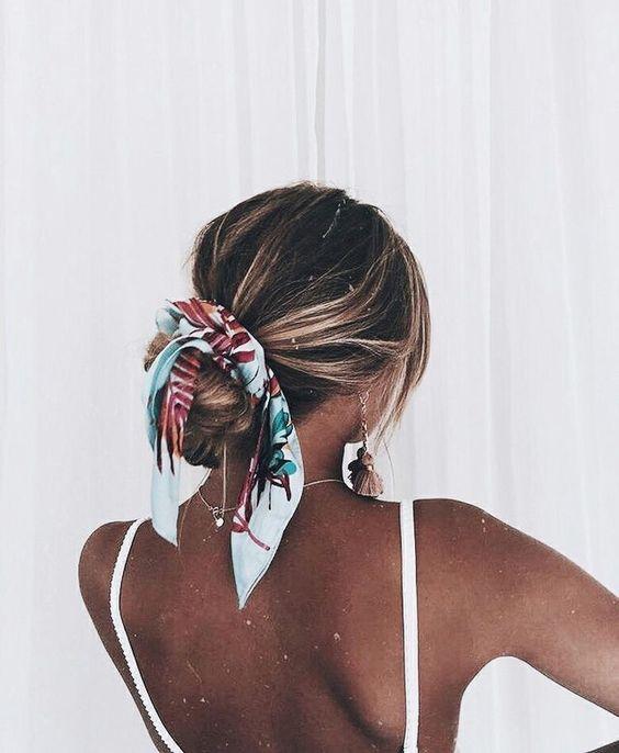 Модные прически на лето - стильные летние варианты