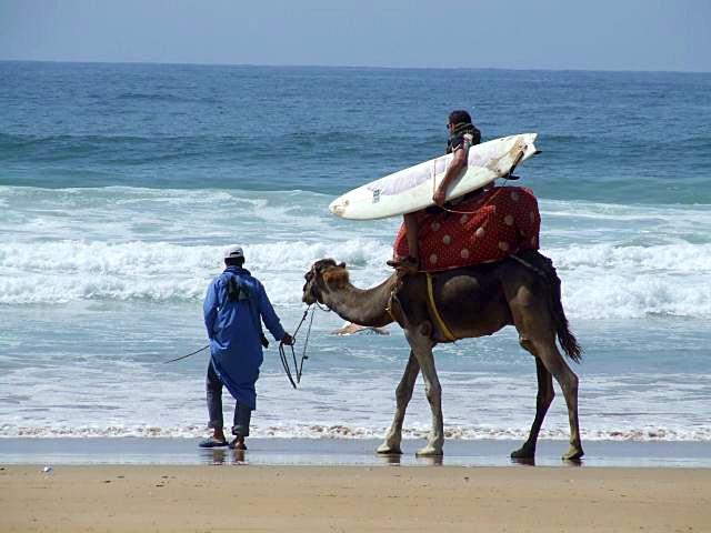 Серфінг в Марокко: Агадир