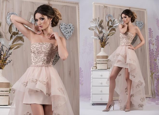 Платья от Наталии Таушер