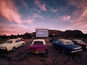 кинотеатры под открытым небом
