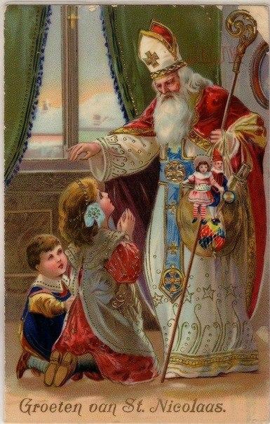 Мои поздравления с Днем Святого Николая