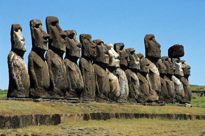 ТОП-7 найзагадковіших пам'яток світу