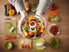 Как похудеть после праздников - рецепты диетических блюд