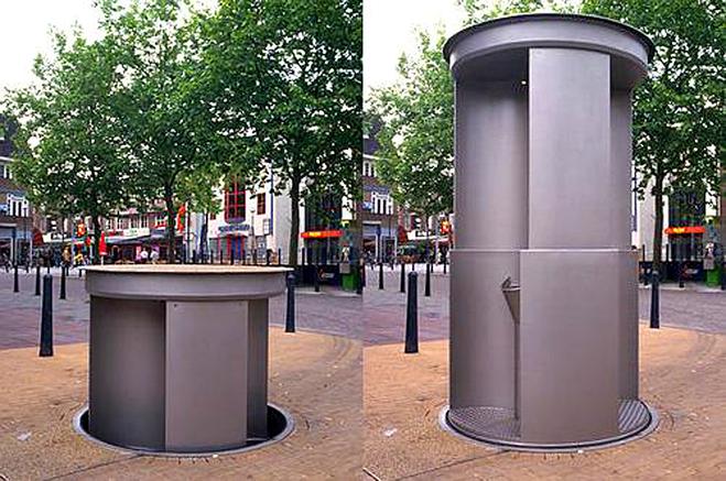 Громадські туалети різних країн: Великобританія