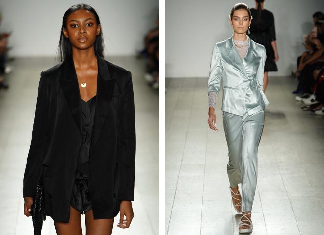 Главные тренды с New York Fashion Week весна-лето 2022