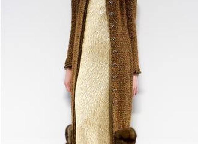 Модные пальто этой осени