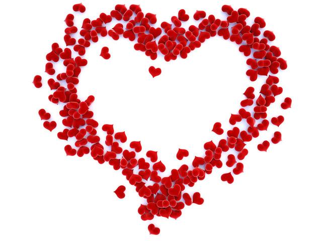 Милые картинки с Днём Святого Валентина