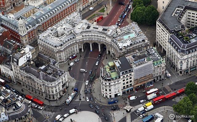 Лондон з висоти