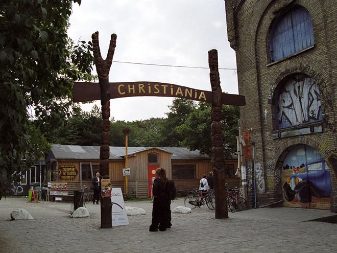 Свободный город Христиания