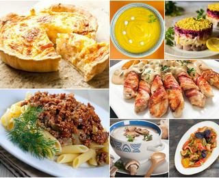 вкусное меню на неделю правильного питания