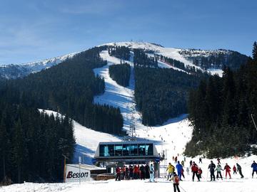 Гірськолижний курорт Болгарії знизив ціни до 20%