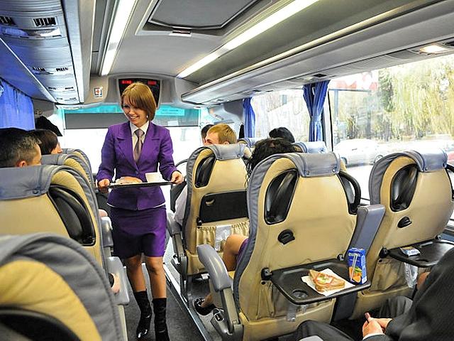 Новый автобусный рейс Киев-Варшава-Киев