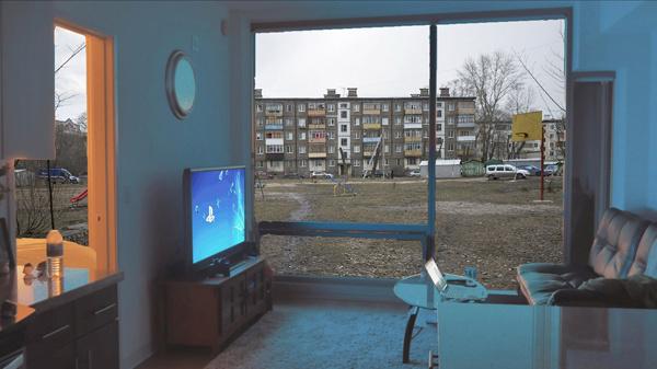 Всегда мечтал о панорамных окнах