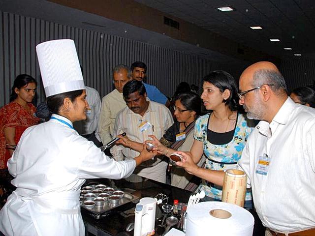 Кофе мой друг: идеальный день кофемана-путешественника - Фестиваль кофе, Дели, Индия