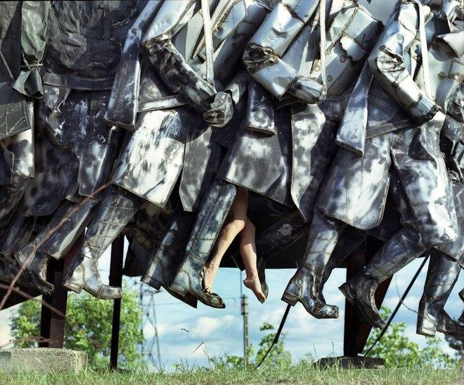 Монументальное заблуждение: как правильно фотографироваться с памятниками