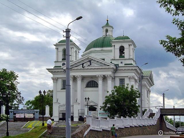 Костел святого Иоанна Крестителя