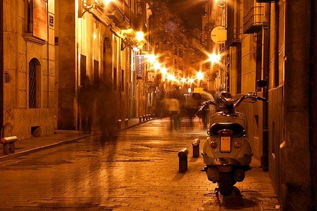 Достопримечательности Валенсии: район Carmen