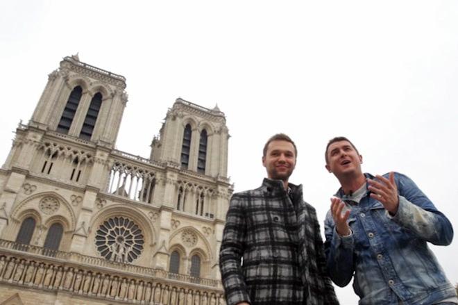 Подорож Францією на автомобілі