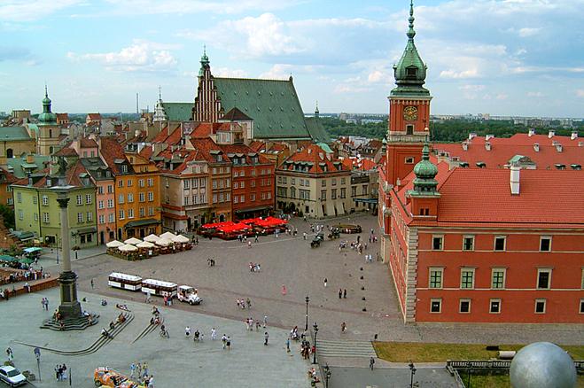 ТОП-5 способів потрапити на концерт Мадонни: Варшава, Замкова площа