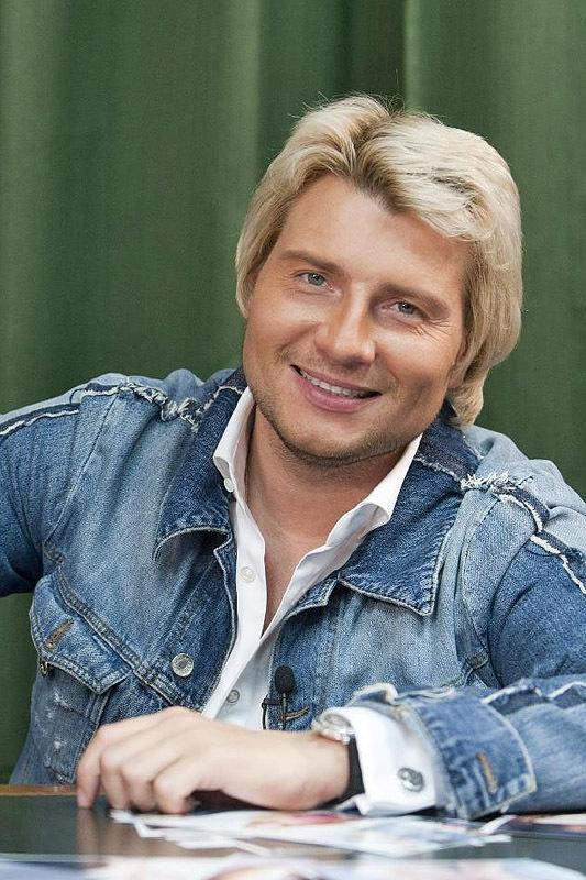 Микола Басков, інтерв'ю