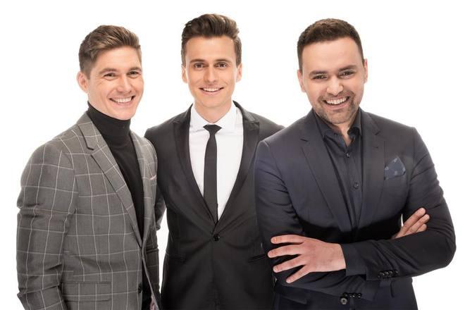 ведущие конкурса Евровидение 2017