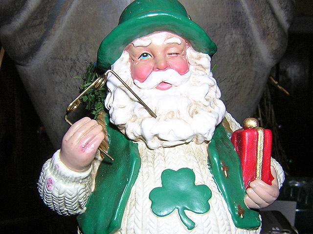 Дід Мороз та його колеги: Irish Santa, фото