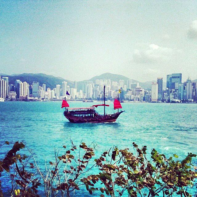 Гонконг визначні місця в Instagram