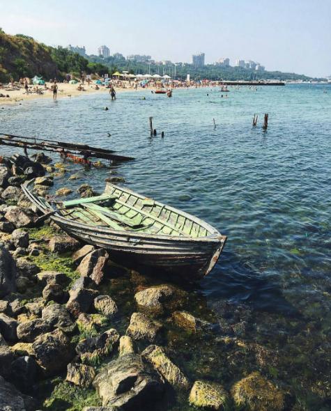 Самые красивые города Украины: Одесса