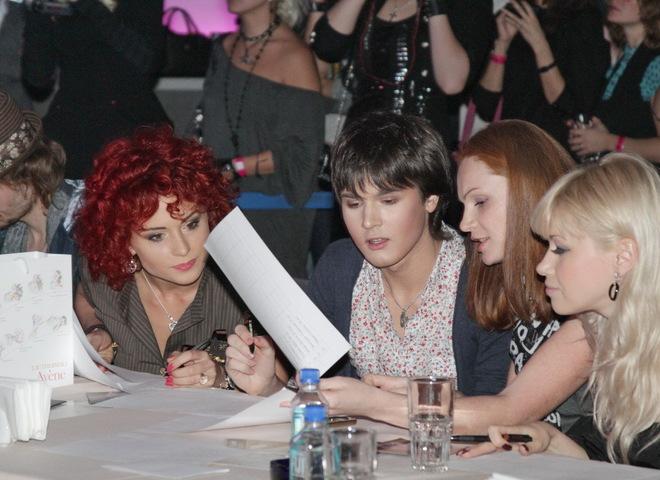 Мисс Золотая осень 2010