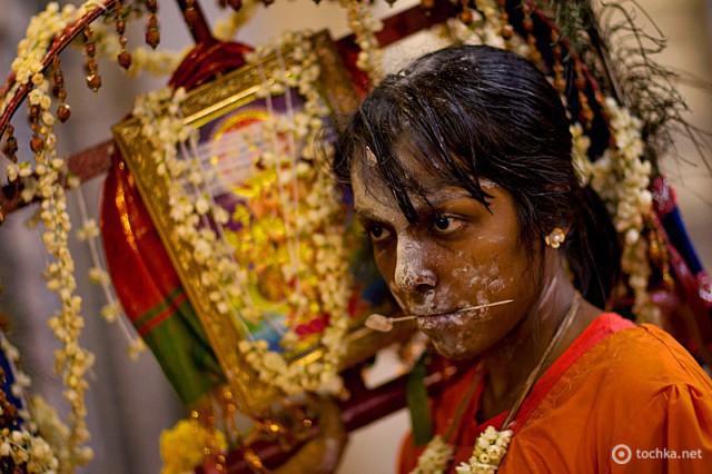 Умом Индию не понять: праздник Тайпусам