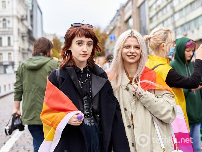 Марш равенства в Киеве 2021