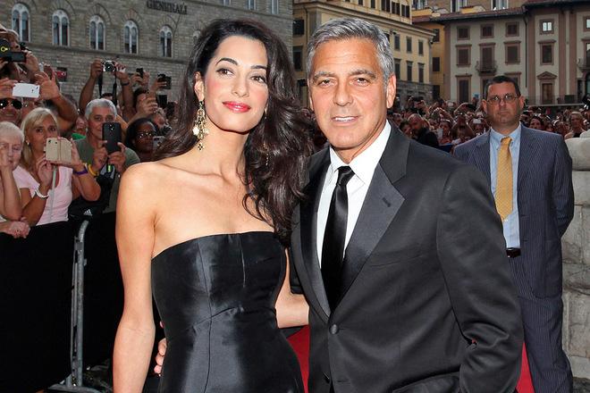 Джордж Клуні і Амаль Аламуддін