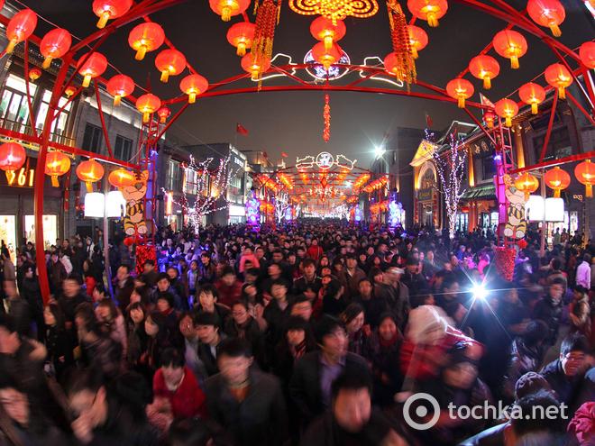10 легендарных фестивалей: Праздник фонарей, Китай