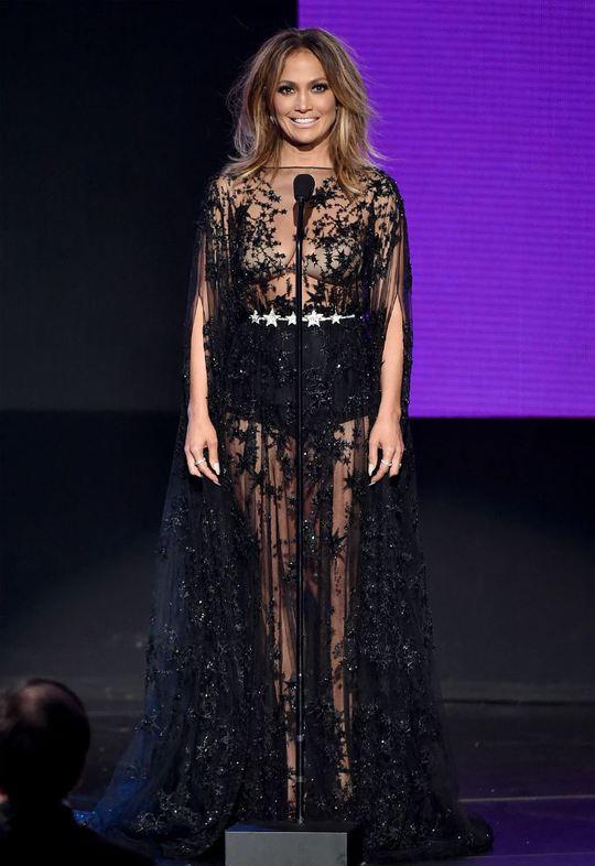 Дженніфер Лопес на American Music Awards