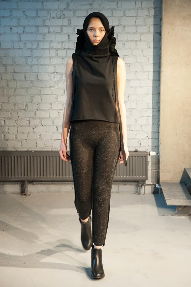 Ukrainian Fashion Week FW 2017-2018: коллекция DZHUS