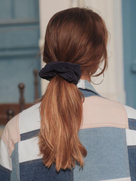 Резинка для волос, которая разнообразит твой привычный хвост этим летом