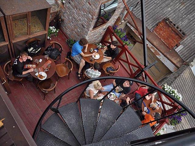 Самые романтичные рестораны украины: Дом легенд, Львов