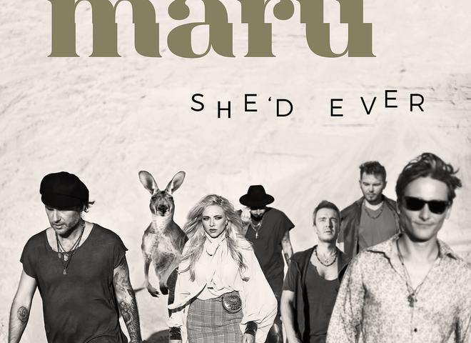 """Премьера: MARU презентует сингл """"She'd Ever"""""""