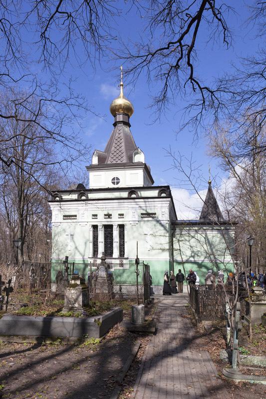 День блаженной Ксении Петербургской