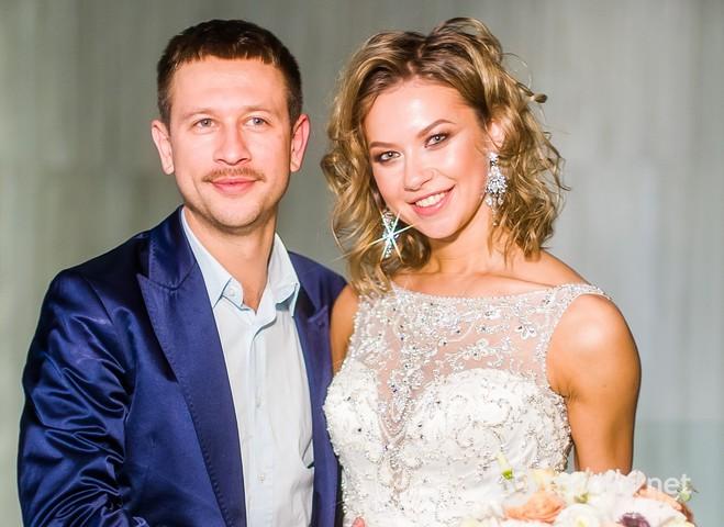 Дмитро Ступка та Поліна Логунова одружилися